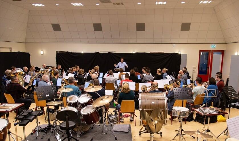 Regio Orkest Oost Brabant.