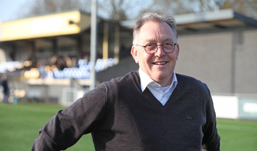 René Barten beschikt over een Blauw-Geel hart.