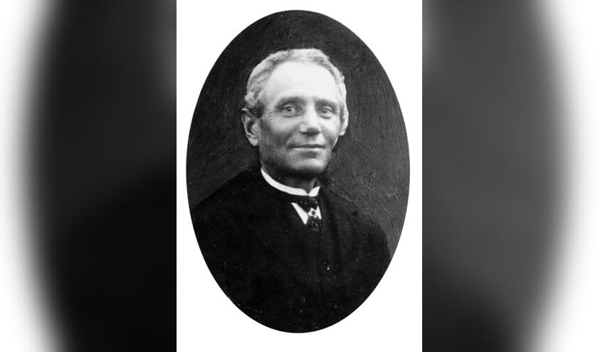"""Gerard Hermsen, 1853-1925, uit Ottersum """"in het Veen"""". Bekend als Stienekes Grad. Waar kwam die naam vandaan? Dat kunnen we uitzoeken."""