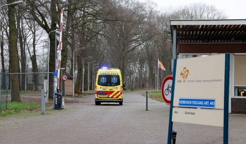 <p>Er vinden regelmatig incidenten plaats bij het AZC in Overloon.</p>