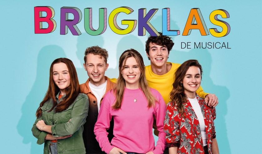 Jeugdserie Brugklas naar De Lievekamp met eigen musical