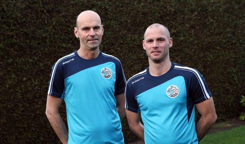 Ad van der Venne en Dennis van de Ven.