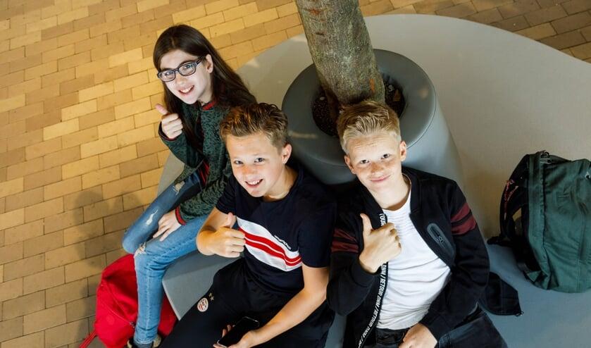 <p>Het Udens College organiseert ieder jaar diverse kennismakingsactiviteiten.</p>