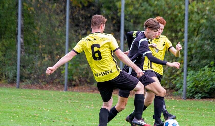 <p>Boerdonk startte donderdag de KNVB-districtsbeker met een nipte nederlaag tegen SCMH.</p>