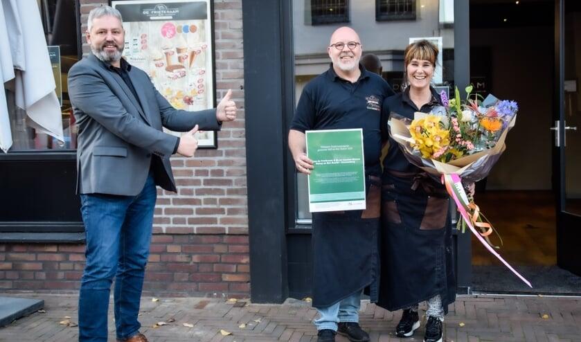 <p>In 2020 wonnen Nancy en Ben Ruwiel met de Frietkraam &amp; Zo en ijssalon Millano de Ondernemersprijs. Wie dit jaar? U mag het zeggen.</p>