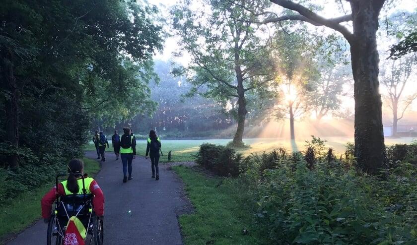 Stichting Thuis in Oss doet weer mee aan  Nacht van de Vluchteling 2020.