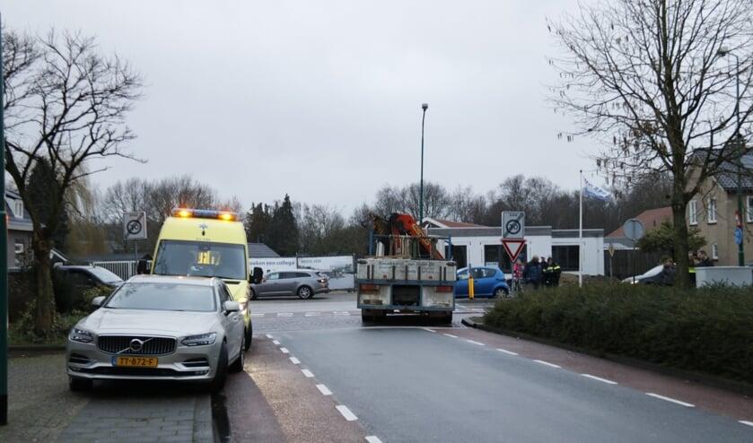 Fietser aangereden in Boxmeer.