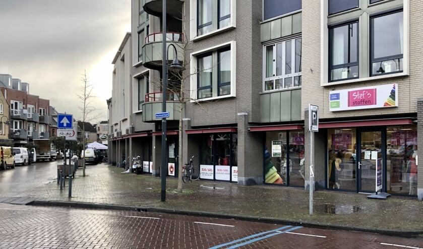 Stef's Stoffen zit in Veghel naast Suki Yaki vlakbij de kruising Meijerijstraat en Molenstraat.