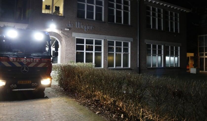 Persoon zit 2,5 uur opgesloten op toilet in Boxmeer.