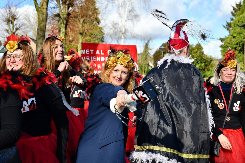 Carnaval in Ravenstein (Pomperstad). Foto: Theo Rutjes  © Kliknieuws Oss