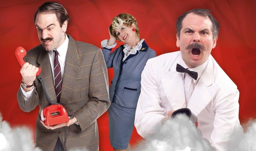 Bereid je voor op een avond klassiek Britse komedie.
