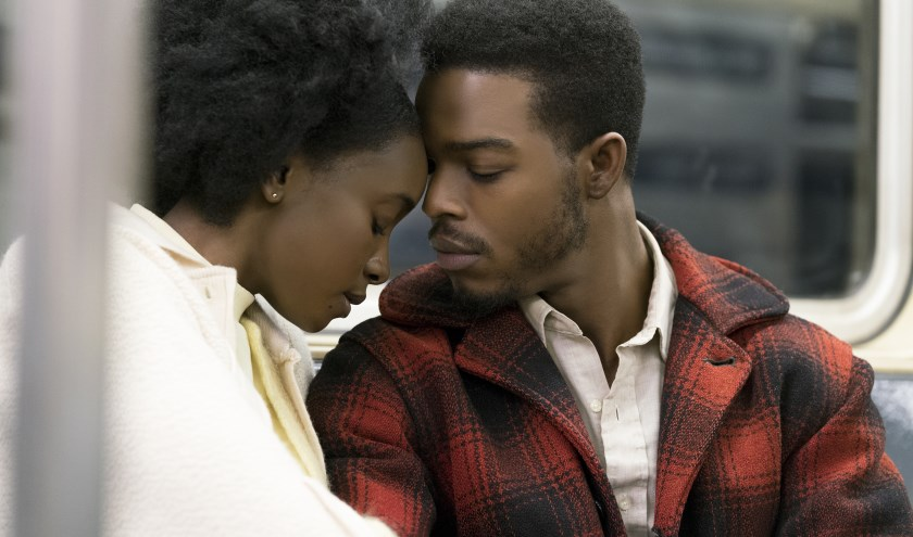 If Beale Street Could Talk vertelt over de liefde tussen Tish (Kiki Layne) en Fonny (Stephan James).