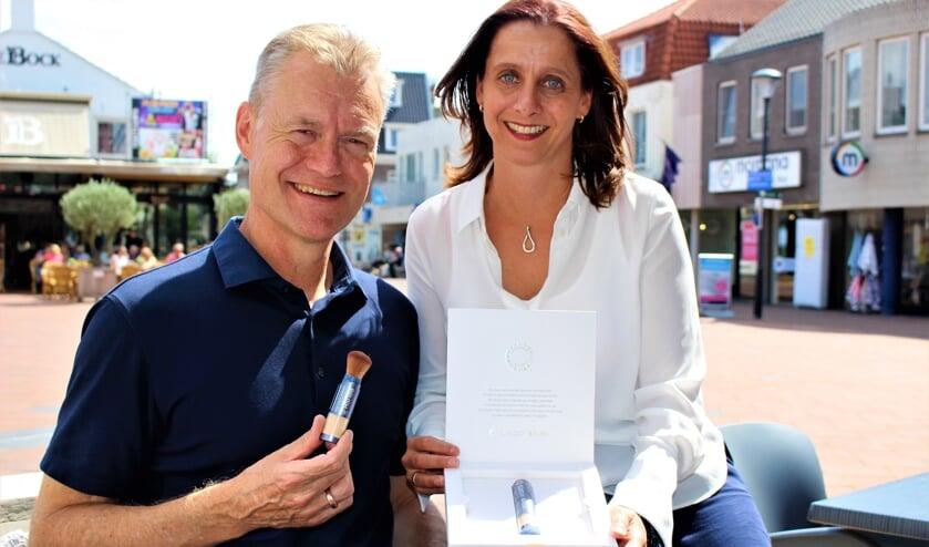 Remko en Nicole Vermeer zijn de oprichters van Sunday Brush. (foto: Aileen van Tilburg)