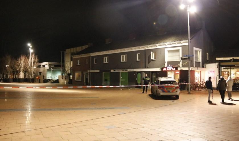 Gewonde bij steekpartij in centrum Boxmeer.