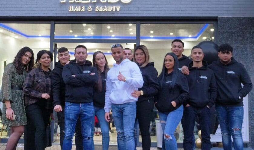 Het team van Trends.