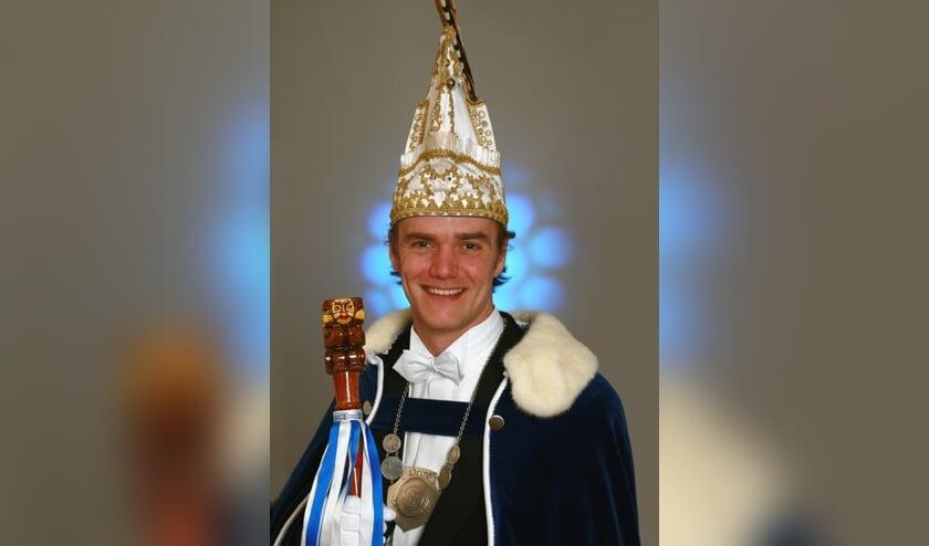 Prins Thijs d'n Urste.