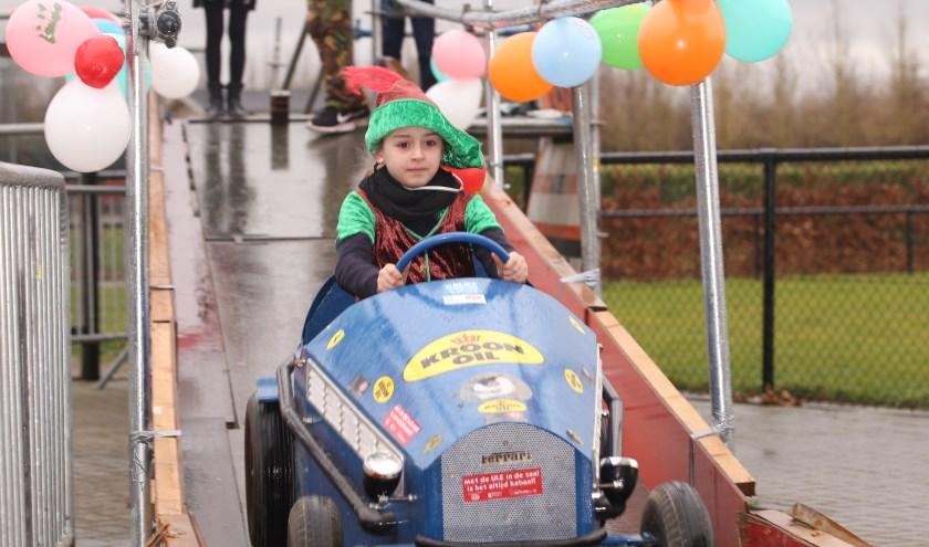 De Zeepkistenrace in Sint Agatha beleeft dinsdag 25 februari een jubileum.