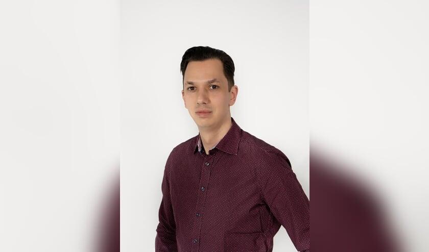 David Solez volgt Gerard Stoffels op als wethouder in Cuijk.
