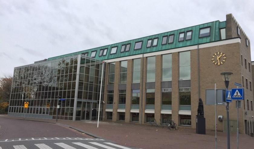 De gemeenteraad van Cuijk vergadert maandag achter gesloten deuren.