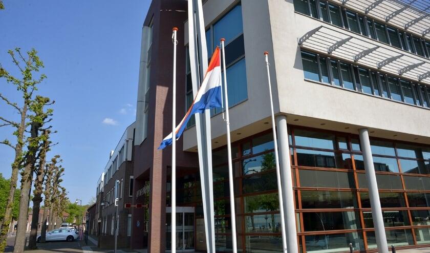 <p>Gemeentehuis van Uden.</p>