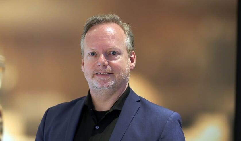 Vincent Cober, eigenaar van Juwelier Cober.