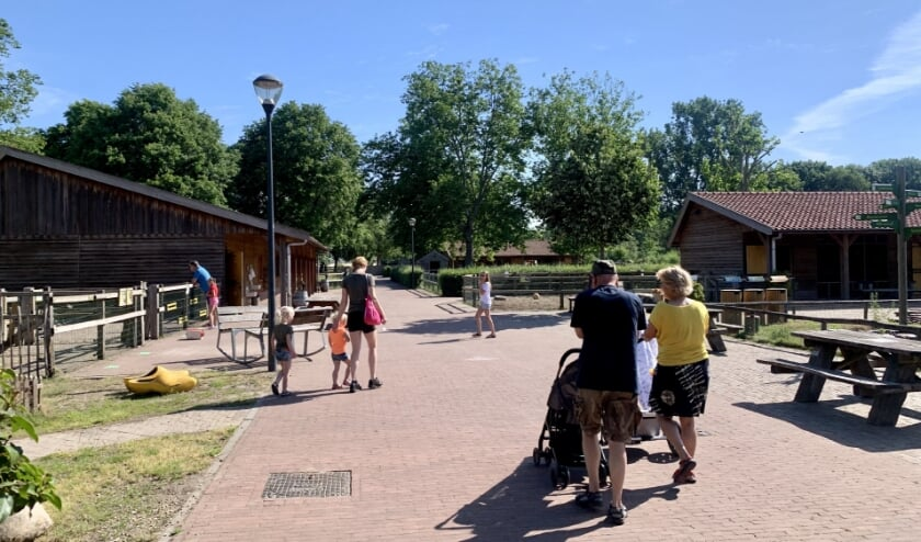 <p>Kinderboerderij De Elzenhoek.</p>