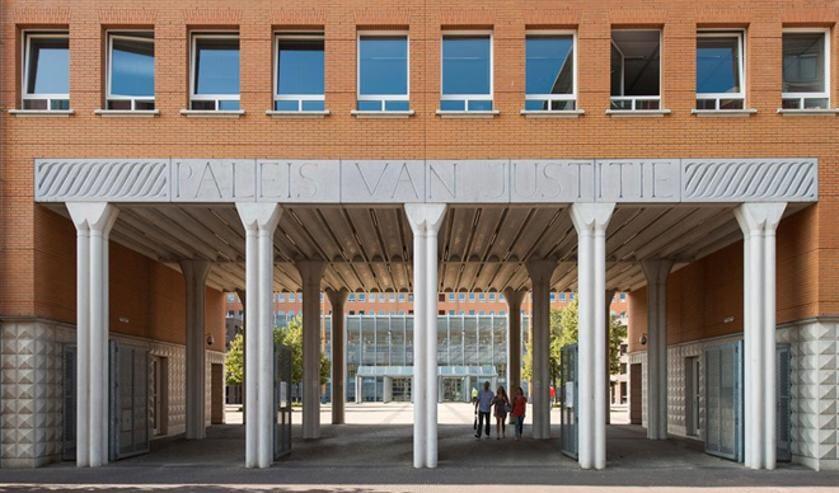 <p>Het paleis van justitie in Den Bosch.</p>