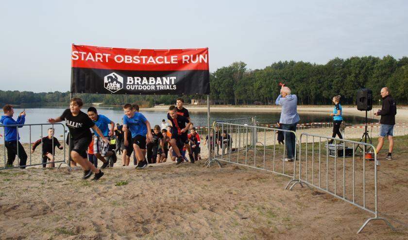 Unieke Obstacle Run