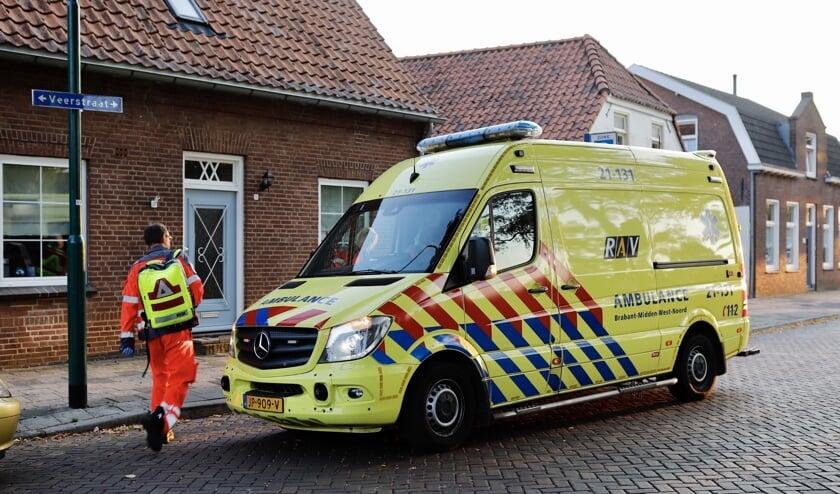Zowel het ambulancepersoneel als een trauma team werden voor het incident opgeroepen.