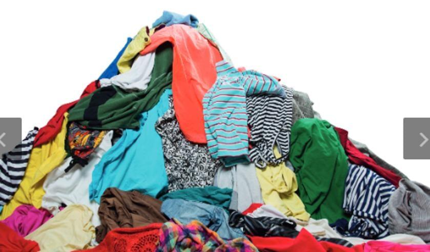 <p>Heb jij nog oude kleding die je nooit meer draagt?</p>