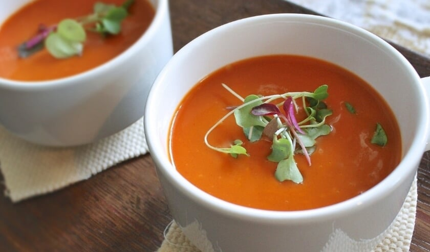 <p>Ook zin in een lekker kopje soep?</p>