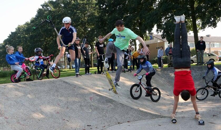 <p>In een Urban Ox Park komen diverse sporten samen.</p>