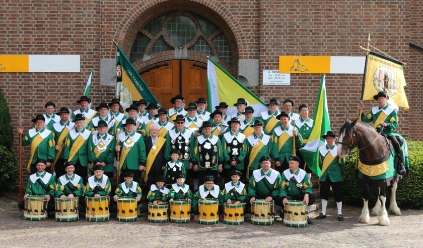 <p>Gilde St. Antonius Abt in Nuland is op zondag 29 mei 2022 gastheer van de Gildedag van Kring Maasland waaraan circa 43 Gilden deelnemen.</p>