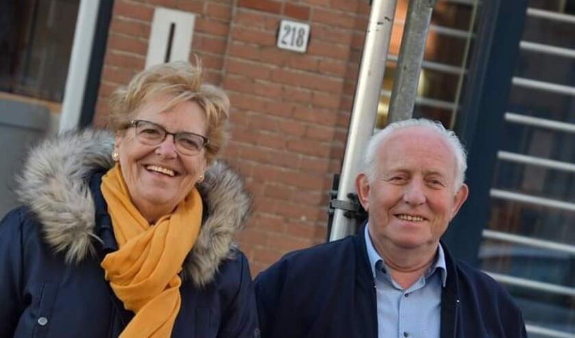<p>Deze week gaat de Bossche Bol XL naar Wim en Nel uit Den Bosch.</p>
