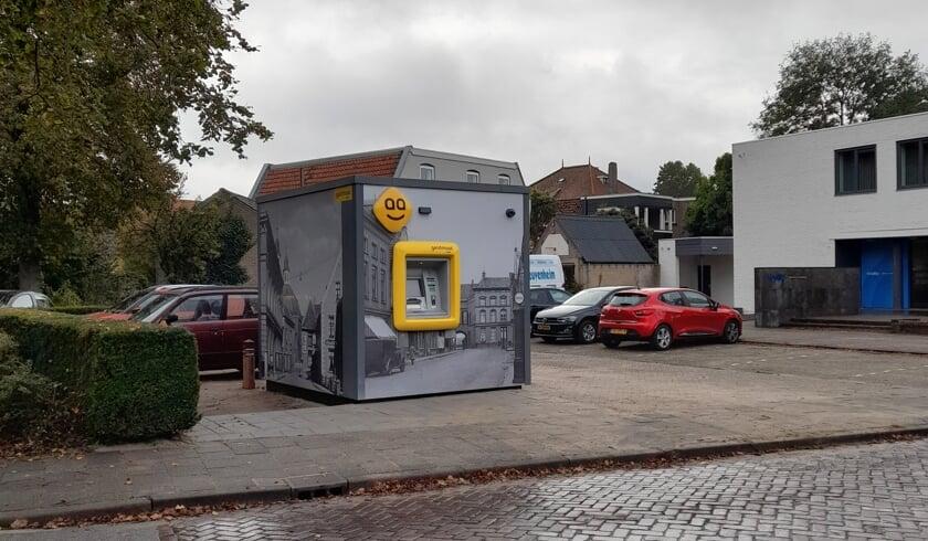 <p>Geldautomaat in Ravenstein. (Foto: Bennie Brukx)</p>