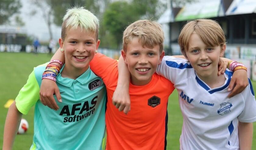 <p>Meld je ook aan voor de speciale jeugdvoetbaldagen op het complex van RKVV Maliskamp in Rosmalen.</p>