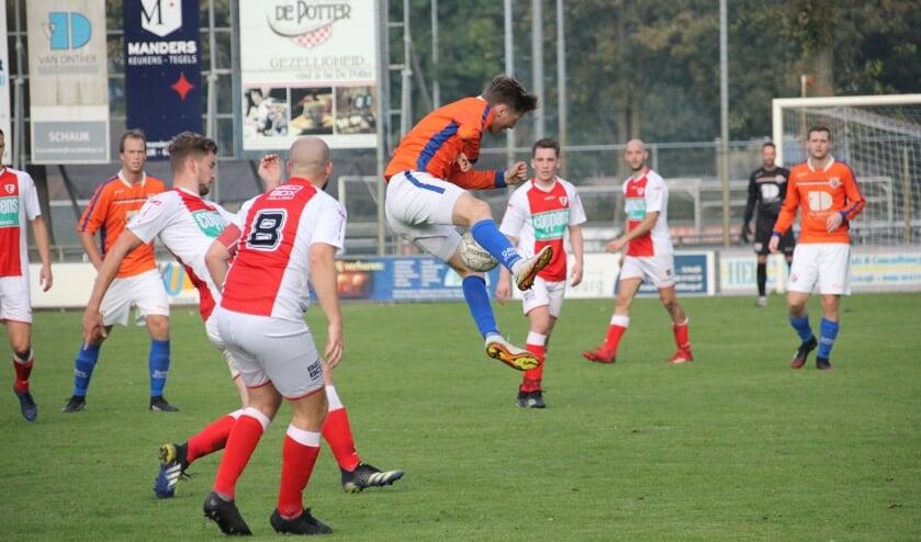 DAW won met 3-0 van Volkel