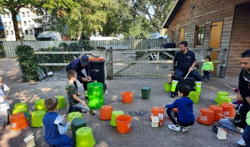 Dag van de Duurzaamheid bij Natuurcentrum en kinderboerderij De Elzenhoek. (Foto: Ineke Voskamp)