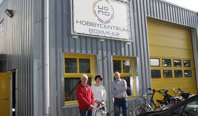 <p>Het Hobbycentrum Boxmeer is officieel geopend. &#39;Iedereen is welkom!&#39; (Foto: Bas Delhij)</p>