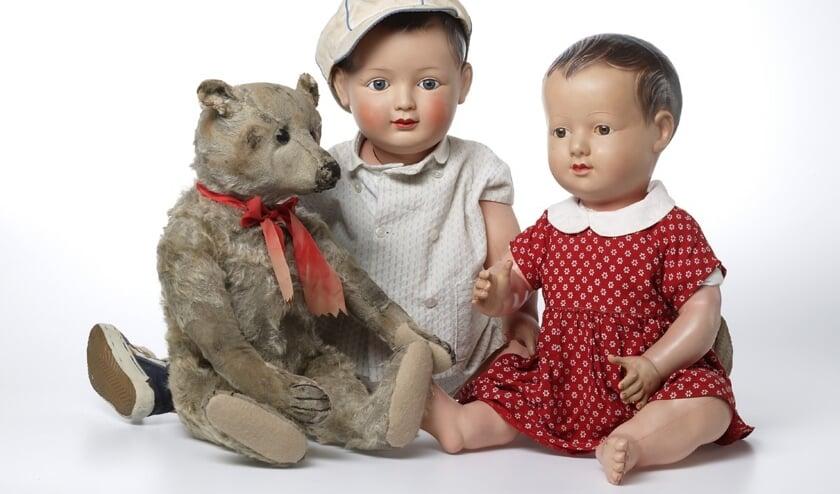 <p>Op zaterdag 23 en zondag 24 oktober vindt de grote poppen, teddyberen en poppenhuizenbeurs weer plaats in de Brabanthallen.</p>