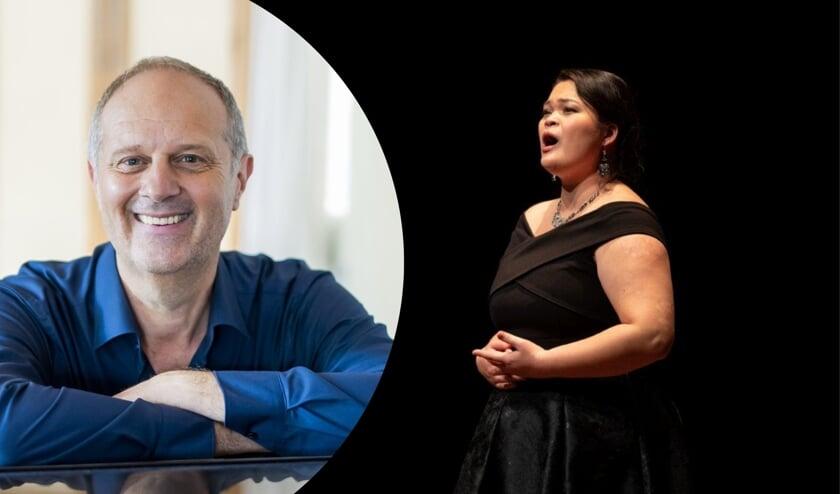 <p>Elenora Hu en Gilbert den Broeder brengen samen een waanzinnig concert naar Den Bosch.</p>