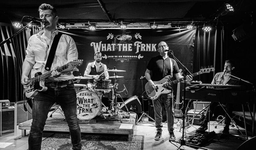 <p>What The Frnk brengt een eigenzinnige mix van blues, funk en soul. </p>