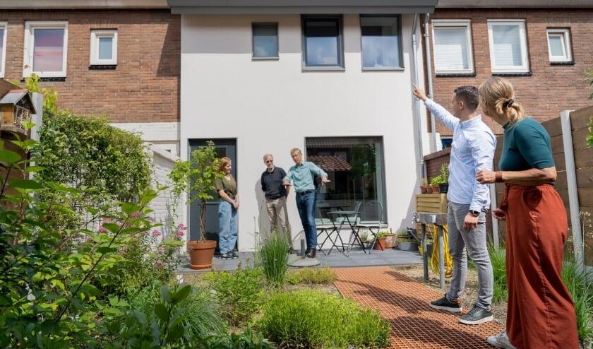 Binnenkijken bij duurzame woningen tijdens de Duurzame Huizen Route.