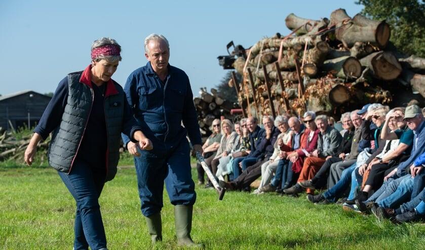 <p>Verbijsterd zag het publiek hoe Iets met Boeren op een interactieve en speelse manier inzicht gaf in de constant veranderende landbouw.</p>