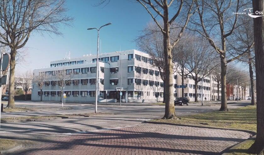 <p>Belastingkantoor aan de Raadhuislaan in Oss.</p>