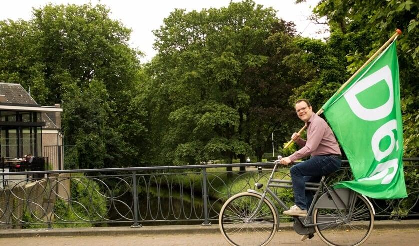 <p>Gertjan Hobert is de nieuwe lijsttrekker van D66 Meierijstad.</p>