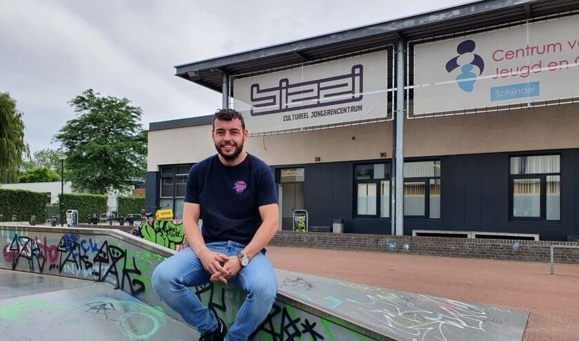 <p>Stan van Kampen is jongerenwerker bij Bizzi.</p>