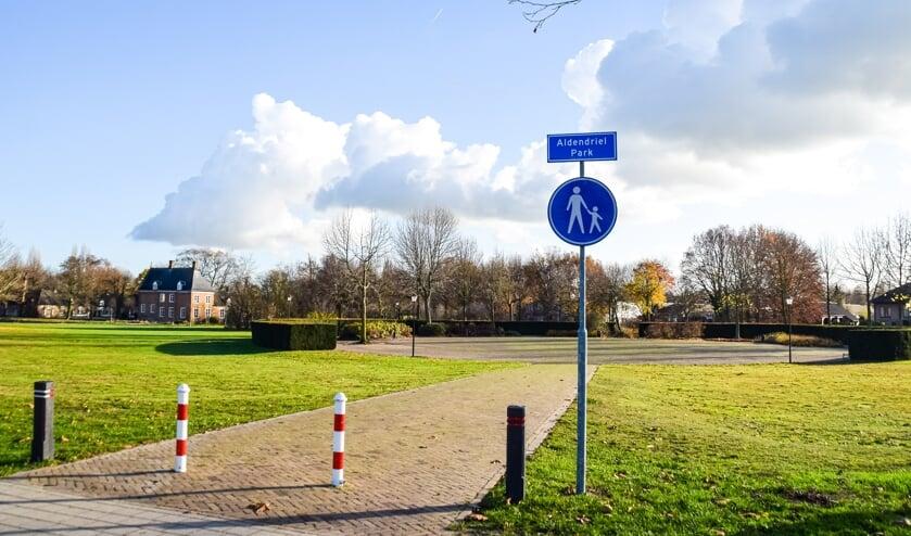 Het Aldendrielpark
