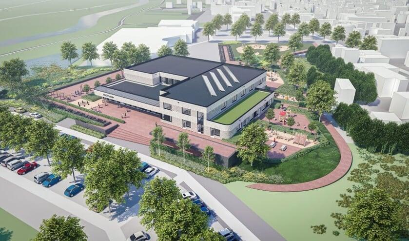 Is het KEC in Gennep al te klein voordat het gebouw geopend is?