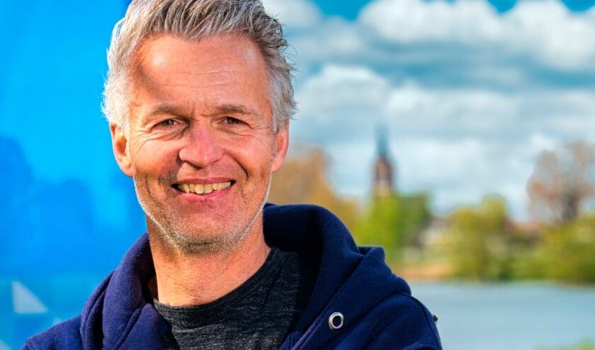 Jeroen Ulijn, voorzitter van De Maasdijk.